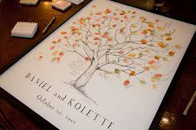 fall wedding guest book best fall wedding guest book contemporary styles ideas 2018