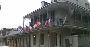 flag of the day flags swing in new orleans flagrunners