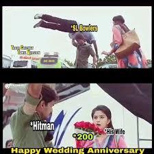 wedding gift meme 10 best memes of the india v sri lanka 3match odi series 2017