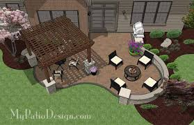 Paver Stairs How To Build Small Backyard Patio Download Patio - Small backyard patio design