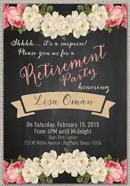retirement invitations retirement party invitations marialonghi