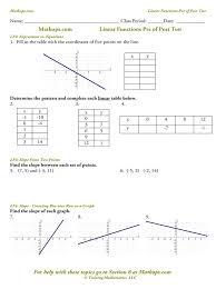 worksheet a5 slope intercept form answers worksheet a5 slope