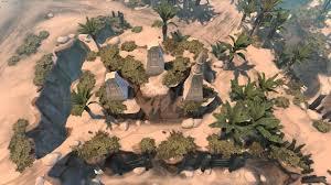 Desert Map Dota 2 Desert Map Beta Youtube