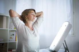7000 lux bright white light bright white light therapy improves depression in patients with
