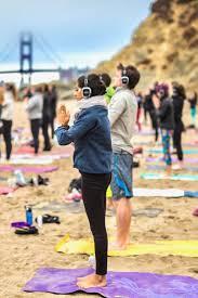 best 25 outdoor yoga ideas on pinterest beach yoga morning