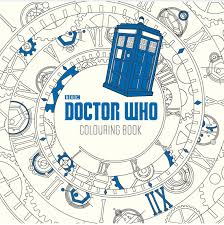 doctor who the colouring book free pattern downloads whsmith blog