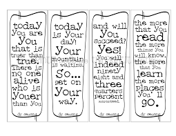 7 best images of inspirational bookmark free printables free