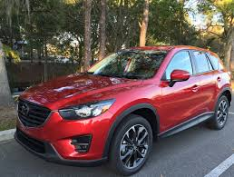 mazda small car review 2016 mazda cx 5 grand touring is style with substance