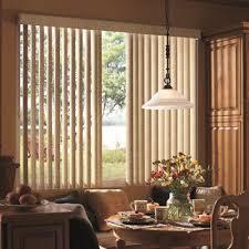 Linen Vertical Blinds Fabric Vertical Blinds Thehomedepot