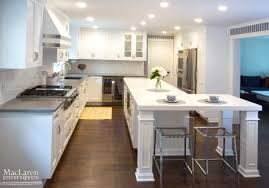 traditional kitchen with large island table remarkable quartz