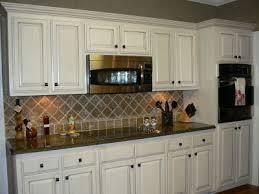 backsplash for cream cabinets glamorous 20 kitchen backsplash for cream cabinets design