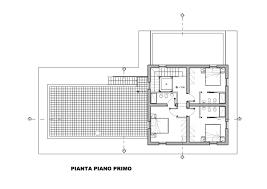piano floor plan farmhouse with a sea view for sale in cupra marittima marche