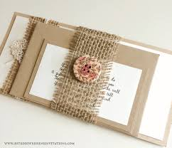 burlap u2013 b studio wedding invitations style blog