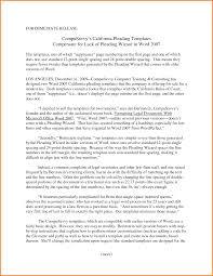 12 legal documents templates letterhead template sample