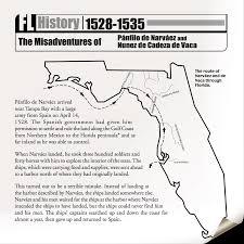 Hernando De Soto Route Map by May 30 De Soto Lands In Florida Fcit