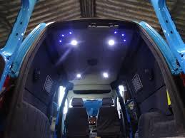 Camper Van Interior Lights Vw Caddy Conversions Evolution Campervan Interiors