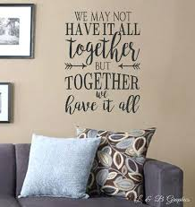 family quotes vinyl wall best vinyl wall quotes on family wall