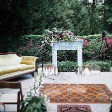 Outdoor Cer Rug 7 Chic Ways To Decorate Your Ceremony Aisle With Rugs Brides