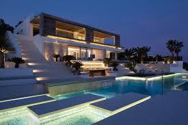 stunning beach villa in ibiza best home designs photo loversiq