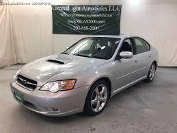 green light auto sales llc seymour ct 2006 subaru legacy 2 5 gt limited in seymour ct green light auto