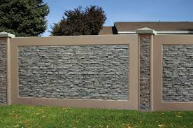 Beautiful Brick Fence Designs Ideas Pictures Decorating Interior - Brick wall fence designs
