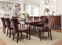 kingston dining room table acme furniture kingston casual dining room collection by dining