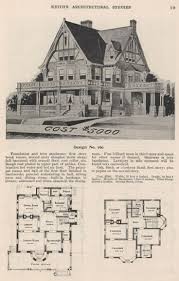Architectural Plans For Houses 743 Best Architecture And Design Pre 1916 Images On Pinterest