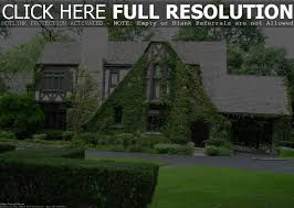 gorgeous home style from tudor with crumbling stone modern house