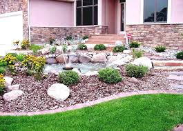 low maintenance front yard landscaping ideasflower garden ideas