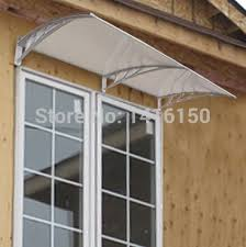How To Build Window Awnings Aliexpress Com Buy Ds100200 P 100x200cm 39 37x 78 74inches Diy
