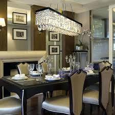 Chandelier For Dining Room Chandelier Dining Room Beautiful Rectangular Dining Room