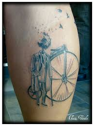 penny farthing 1 ritual arts tattoo u0026 body piercing flickr