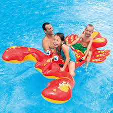 Swimways Baby Spring Float Sun Canopy Blue by 20 Fun U0026 Affordable Pool Floats Under 20 Each U2013 Hip2save