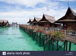 water bungalows sipadan kapalai dive u0026 holiday resort ligitan