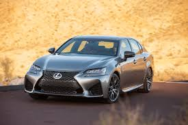 lexus yellow warning light 2016 lexus gs f first test review motor trend