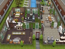variation on scandinavian house thesims simsfreeplay sims