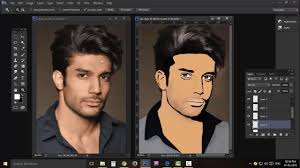 tutorial photoshop online how to make your cartoon photos full tutorial step by step photo