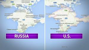 Google Russia by Google Maps Annexes Crimea In Russia Cnn Video