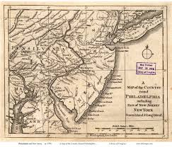 Map Of New York New Jersey by New Jersey State Maps Page 1