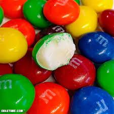 white chocolate m u0026m u0027s simply sweet snaxtime