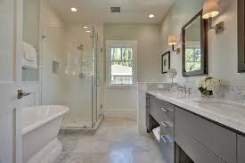 White And Gray Bathroom by Gray Bathroom Vanity Gray Dual Vanity View Full Size Sensational
