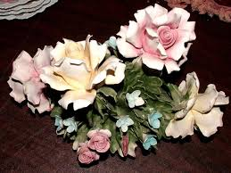 capodimonte roses 22 best capodimonte images on porcelain china and