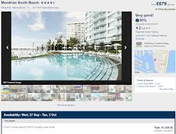 luxury miami getaway for 6 nights incl return flights only u20ac679pp