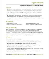 Movie Theater Resume Example Movie Theater Resume Sample Sound Designer Resume Sample Intended
