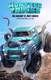 monster trucks tv show monster trucks new trailer teases monster shenanigans collider