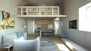 silvia basti architect one room apartment