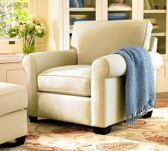 Comfy Chair With Ottoman by Accessories Crate And Barrel Chair And A Half With Stylish