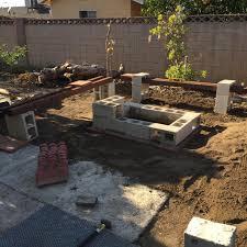 diy backyard cinder block fire pit album on imgur