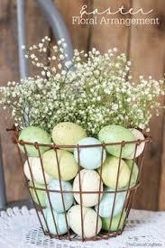 Homesense Easter Decorations by 30 Diy Easter Decorations Floral Arrangement Easter And Egg