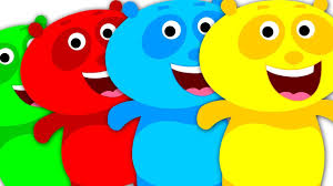 Color For Happy Learn Colors With Pandas Kids Tv Learning Color For Kindergarten